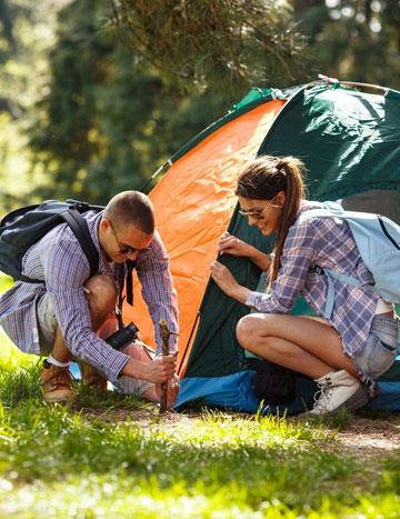 Trek et camping