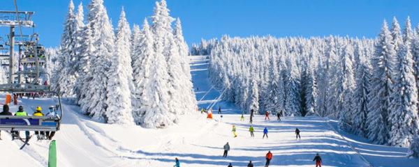 Vacances d'hiver en montagne