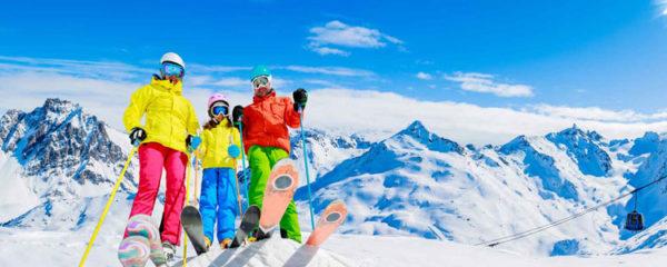 Tendances pour les vacances à la neige